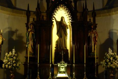 prachtige kapel