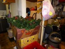 kerstspullen liggen weer klaar om de winkel in te gaan