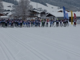Start NK skating 2015 in Reit im Winkl