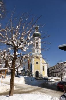 Kerk in Reit im Winkl