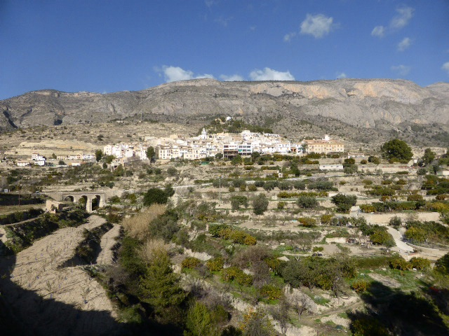 Het 600 inwoners tellende Sella