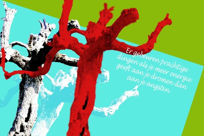 tekst: 4positiviteit----fotobewerking en ontwerp: harry weezeman