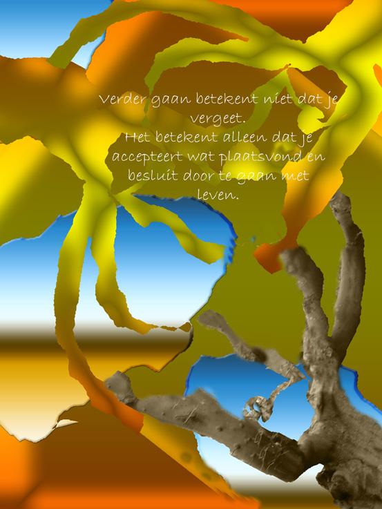 tekst: 4positiviteit  foto, bewerking en ontwerp: harry weezeman