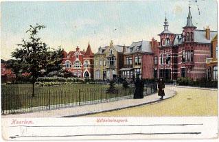 Wilhelminapark Haarlem