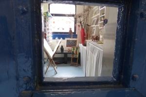 atelier in de blokpoort