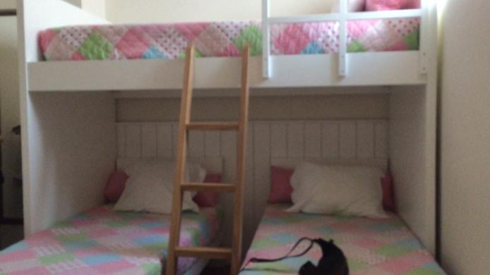 Riante slaapkamer