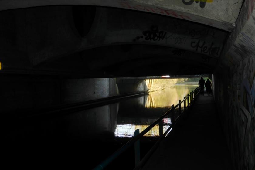 utrechtpas tunnel